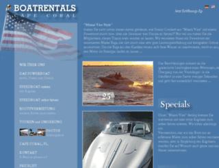 boatrentals.cc screenshot