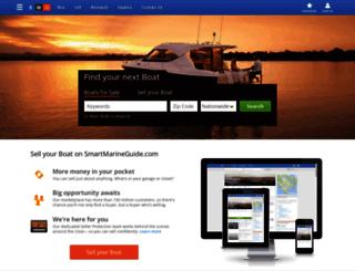 boats.smartcarguide.com screenshot