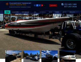 boattransportpros.com screenshot