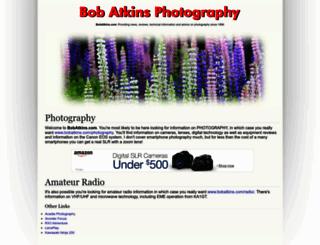 bobatkins.com screenshot
