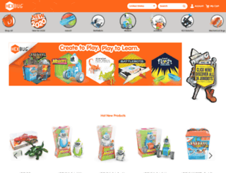 bobblebots.com screenshot