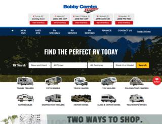 bobbycombsrvcenter.com screenshot