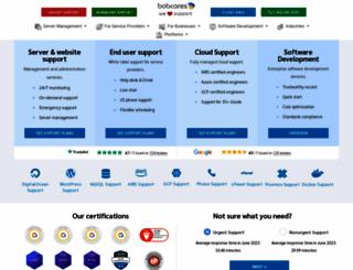 bobcares.com screenshot