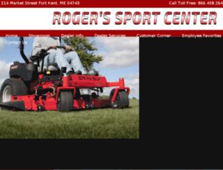bobcat.rogerssportcentermaine.com screenshot