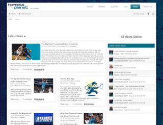bobcatsplanet.com screenshot
