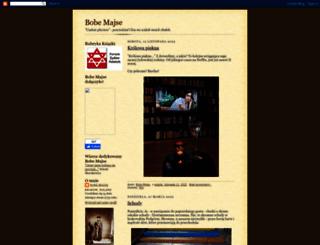 bobemajse.blogspot.ie screenshot