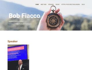 bobfiacco.com screenshot