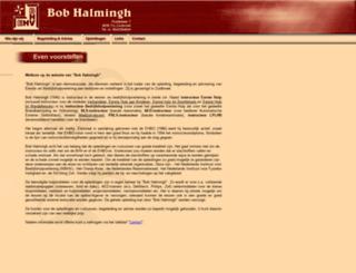bobhalmingh.nl screenshot