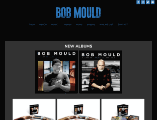 bobmould.com screenshot