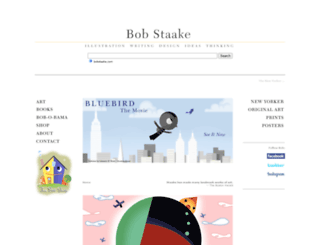 bobstaake.com screenshot