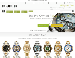 bobswatches-dev.cirkuit.net screenshot
