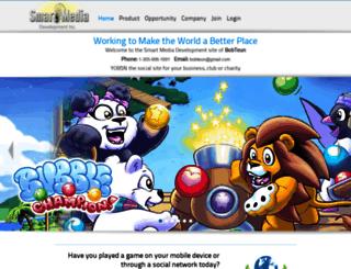 bobteun.smartmediatechnologies.com screenshot
