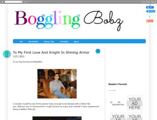 bobzbogglingmind.blogspot.com screenshot