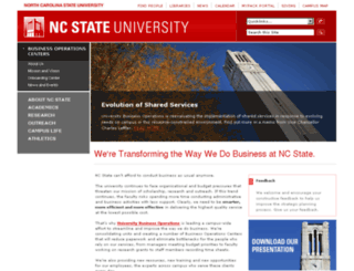boc.ncsu.edu screenshot