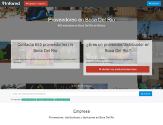 boca-del-rio.infored.com.mx screenshot