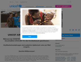 bochum.unicef.de screenshot