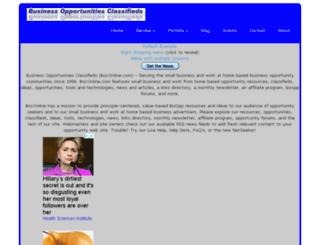 boconline.com screenshot