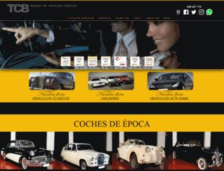 bodasyclasicostcb.com screenshot
