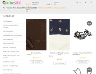 bodeenskishop.com screenshot
