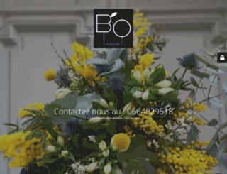 bodesignfloral.fr screenshot