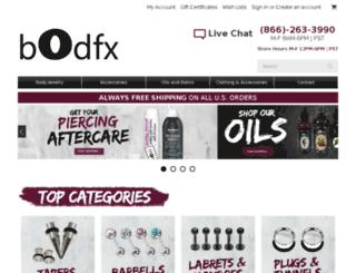 bodfx.com screenshot