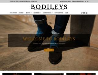 bodileys.com screenshot