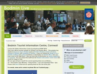 bodminlive.com screenshot