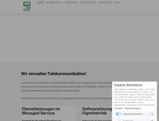 bodo-peters.de screenshot