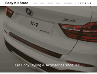 body-kit.co.uk screenshot