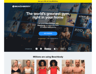 bodybeastmobile.teambeachbody.com screenshot