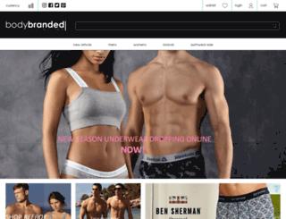 bodybranded.com screenshot