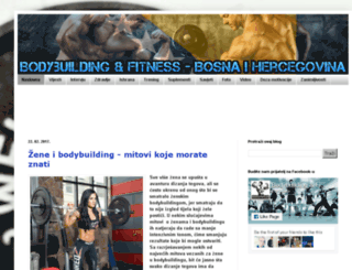 bodybuildingbih.blogspot.com screenshot