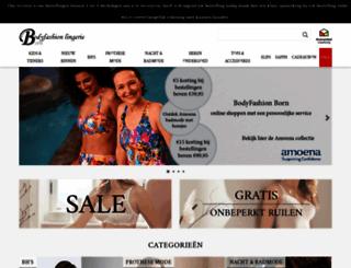 bodyfashion-born.nl screenshot