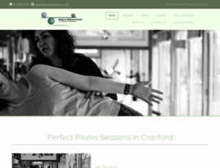 bodyinbalance.co.uk screenshot