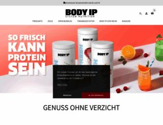 bodyip.de screenshot