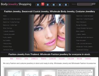 bodyjewelryshopping.com screenshot
