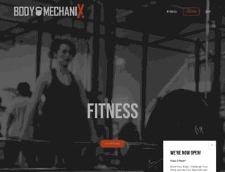 bodymechanixs.com screenshot