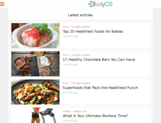 bodyos.me screenshot