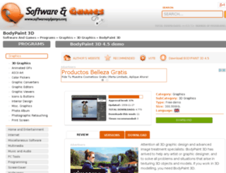 bodypaint-3d.10001downloads.com screenshot