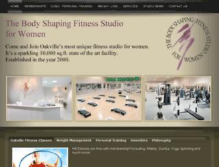 bodyshapingstudio.com screenshot