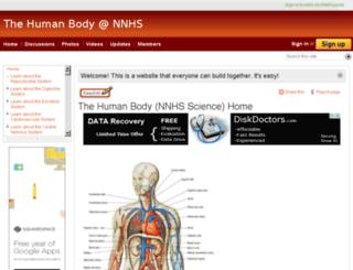 bodywiki.wikifoundry.com screenshot