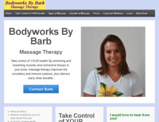bodyworksbybarb.com screenshot