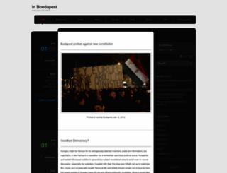 boedapest.wordpress.com screenshot