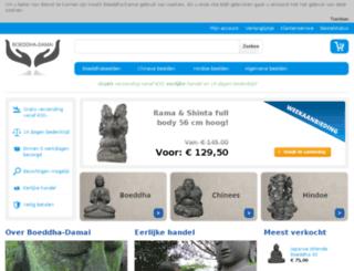 boeddha-damai.nl screenshot