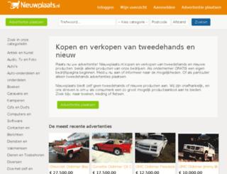 boeken.nieuwplaats.nl screenshot