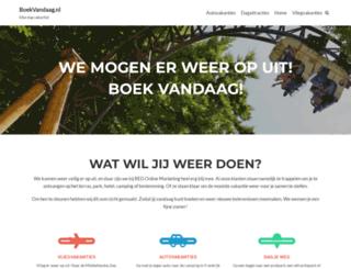 boekvandaag.nl screenshot