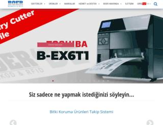 boer.com.tr screenshot