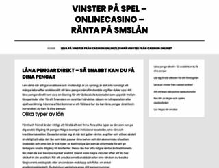 bogart-tribute.net screenshot