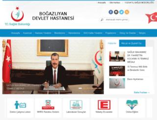 bogazliyandh.gov.tr screenshot