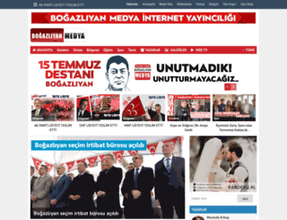 bogazliyanmedya.com screenshot